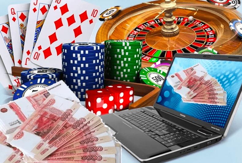 Рублевые онлайн казино